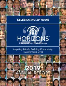 2019 Horizons GFA Annual Report